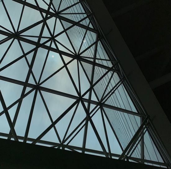 cchhuu - 一角 Built Structure Low Angle View Architecture No People Pattern Sky Geometric Shape