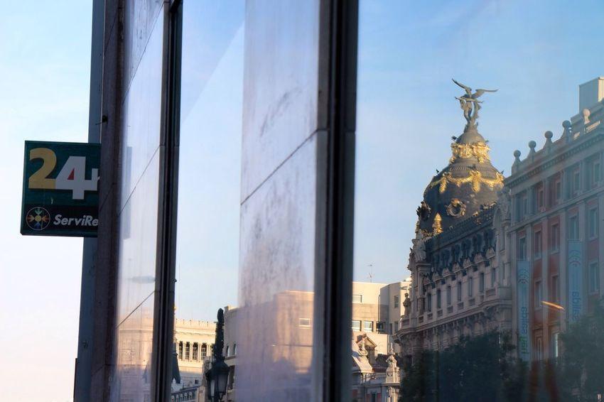 From Reflecting Taking Photos Enjoying Life at Madrid,spain