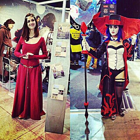 ComicConRussia Comiccon2015 Cosplay Cosplayer Comiccon Косплей комик кон Taking Photos Check This Out Hanging Out