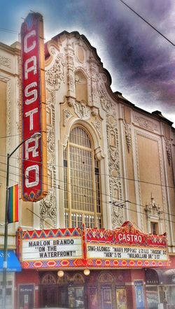 The Castro Cinema Vintage GayHeaven