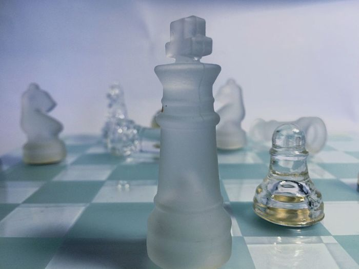 Fine Art Photography Chess King Table Game 🎩