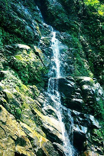 Unnamed falls in pelling.. Falls Mobilephotography Hills EyeEm Nature Lover