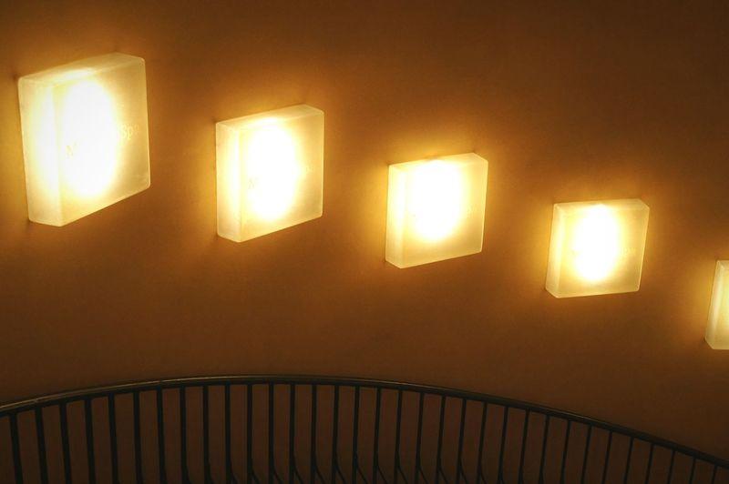 Berlin Spandau Arcaden  Ligths Relaxing Ayurveda Wintertime Light And Shadow Yellow Lights Urban Details Lamps Hintergrundgestaltung Ama