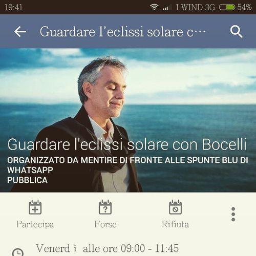 Memebocelli BASTRADASSIMA LOL Bocelli