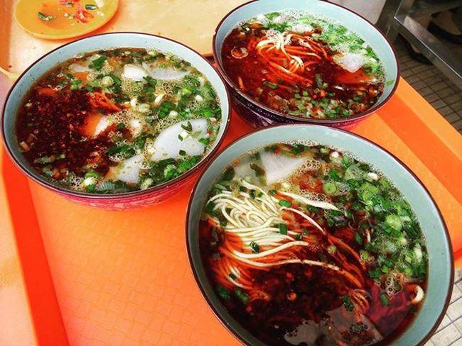 Lanzhou beef noodles Lanzhou Lanzhoulamian Beefnoodles China Chinesefood