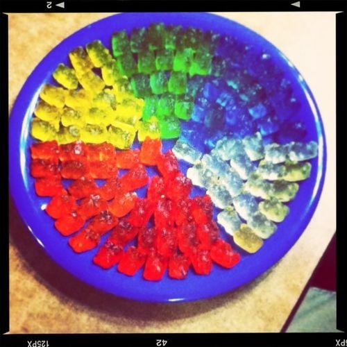 My Boss Gummy Bear Rainbow^_^