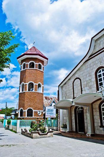 San Fracisco Quezon Aurora Quezon Quezon Province Church Photowalk Vacation