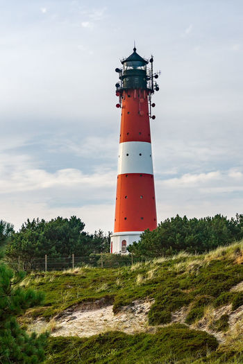 Lighthouse hörnum