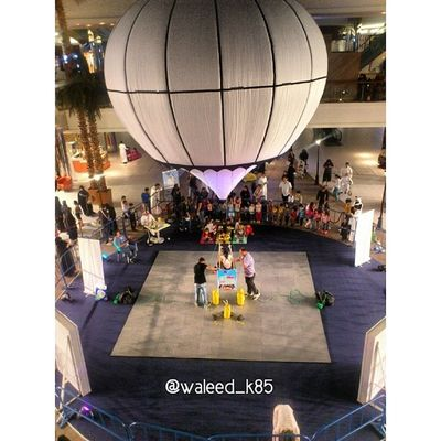 Airballon at Redseamall Red_sea_mall RedSea mall jeddah saudi_arabia saudiarabia Taken by my sonyxperia arc جدة السعودية منطاد ردسي مول.