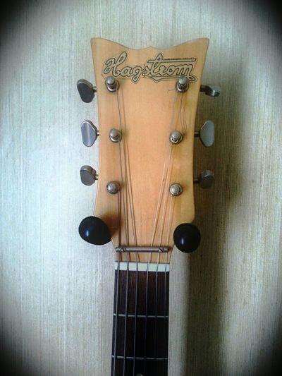 GuitarHagstrom Headstock H11N 1970's