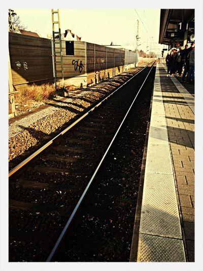 Lost in Troisdorf