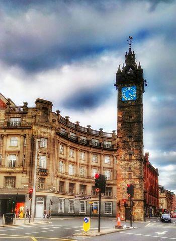 Clocktowers Buildings Photowalk Merchant City