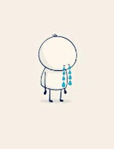 No todo es amor. Aveses tambien es dolor y tristeza