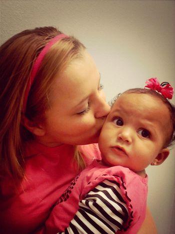 Precious baby girl <3