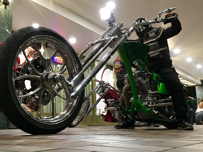 Motorcycle after Carabao at the Wiltern. Mode Of Transport Motorcycle Motorcycles Custom Motorcycle