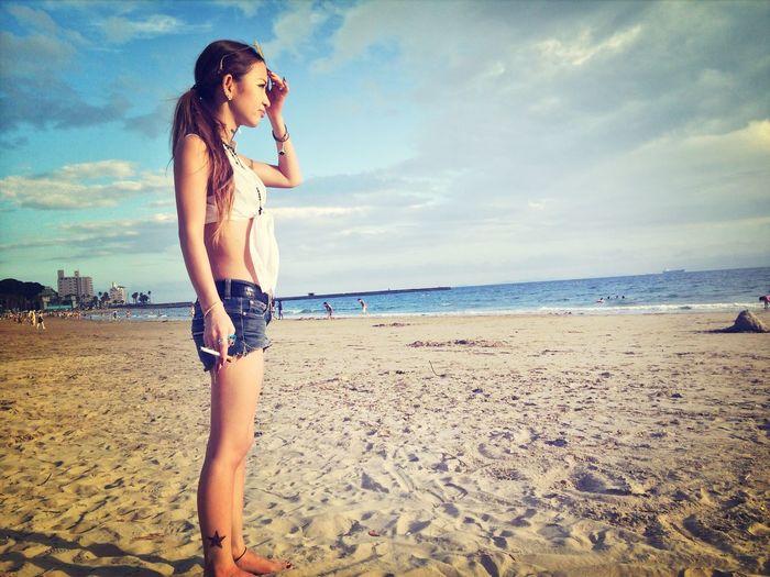 Beach Sun ☀ Cause It's My Life Photo どれくらいぶりにまともに遊び出たかな?やっぱりこーでなきゃな