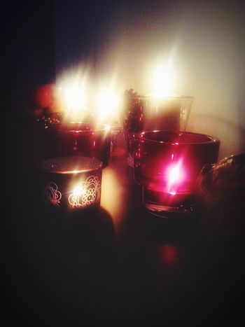 Christmas candles Candles