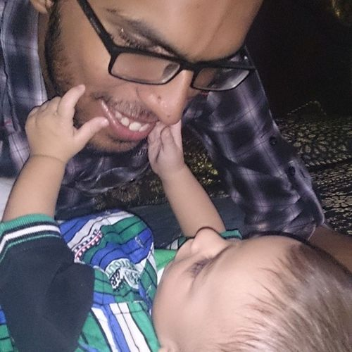 Mera shehzada ? Ayyan Nephew  SayMashaAllah Eid Memories Sony XperiaZ