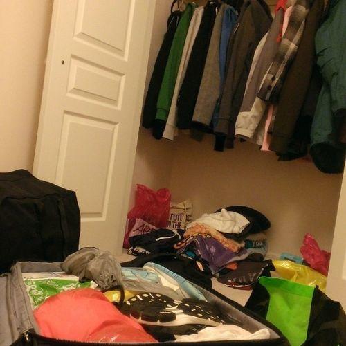 Going crazy packing :'( Ineedsupport Helpinghands