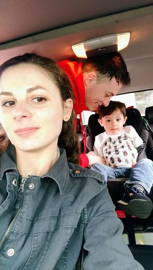 Close-up People Happiness Smiling Family Love My Guy Enjoying Life Happiness Toddler
