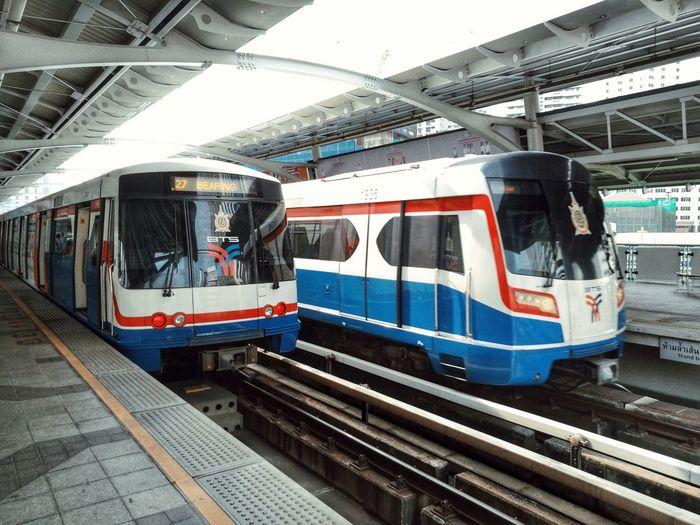 Sawasdee BangkokPublic Transportation BTS