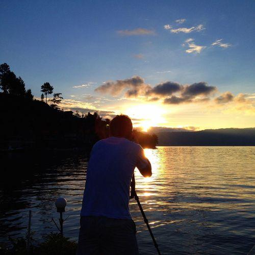Sunrise Enjoying Life INDONESIA