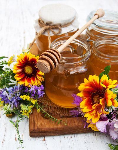 Honey and wild