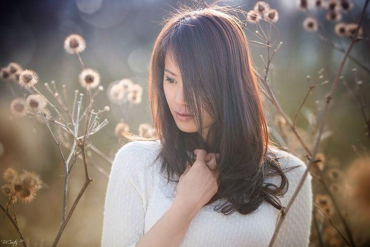 Beauty Asian  Bokeh © b.cortis www.cortis.info