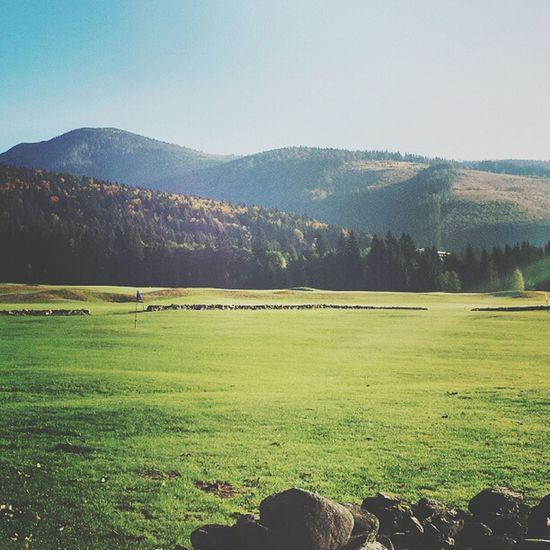 Great weekend in Tatry Mountain Resort :) Golf Mountain Green Nature
