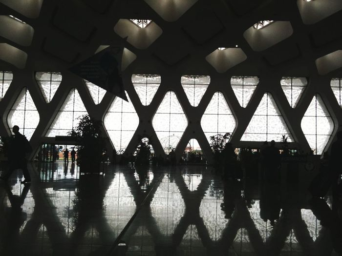 Airport of
