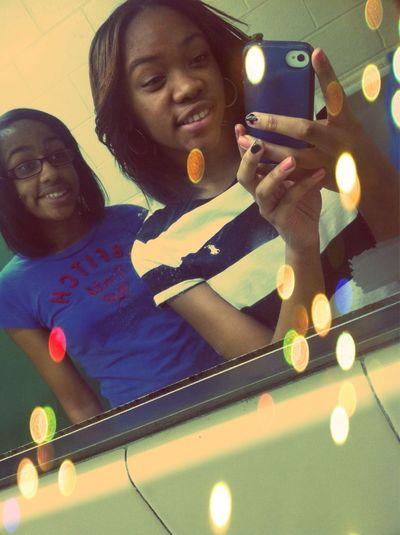 Me & Bestfriend Maiya ☺