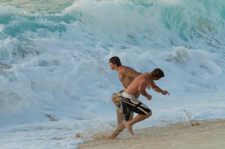 Seconds thoughts Hawaii Ocean Water Surf