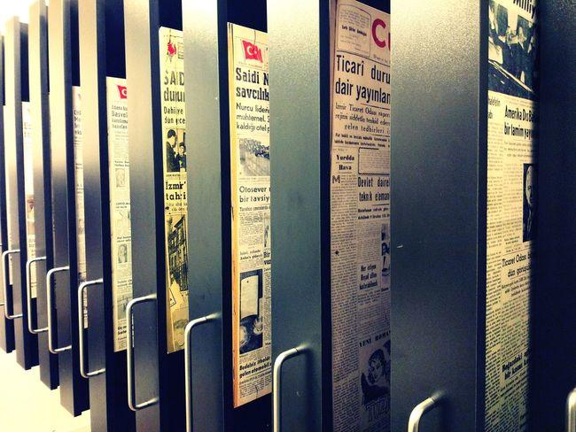 Newspaper Arshive Arşiv Gazete Gazette History Arşivden Istanbul Phone Photography Tarihi Historic Geçmişten Sesler,izler Gecmis Muzeum Müze Fatih Istanbul