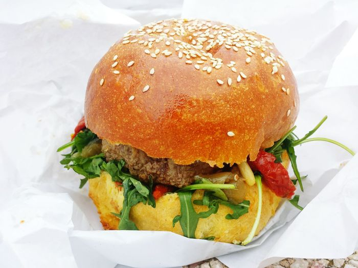 Hamburger gastronomique- Slow food First Eyeem Photo