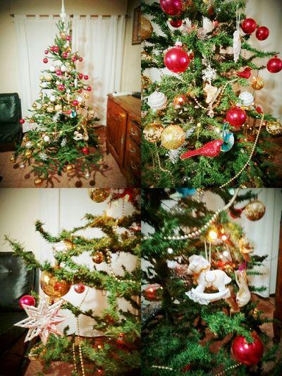 Christmas Tree Christmas Decorations