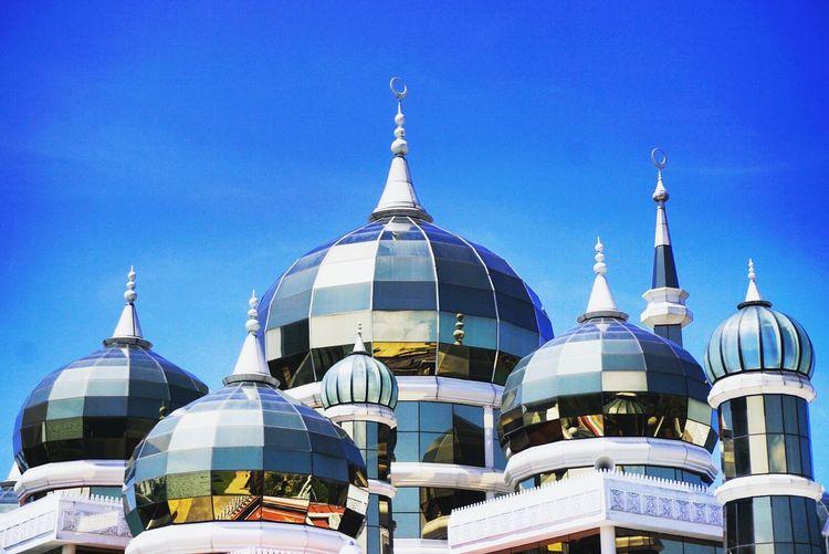 Mosque Kubah Mosque Kristal Mosque Terengganu Muslim Architecture Travel Photography Travel New Perspectives Malaysia Taman Tamadun Islam Terengganu