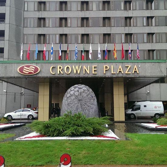 Crowneplaza Moscow  Москва