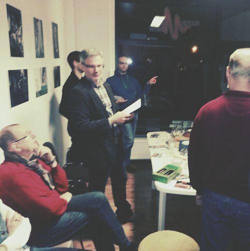 Photo Club Gallery Meeting