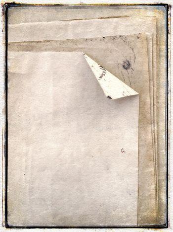 On Paper paper StillLife