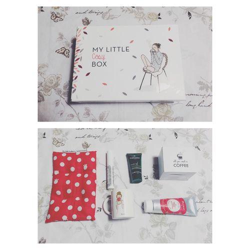 MyLittleBox ? Beauty Relaxing Chill Makeup Mylittlebox Girl Enjoying Life