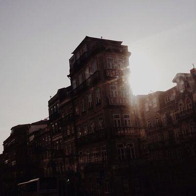 Atardecer Vscocam Porto Igerslugo portugal sol