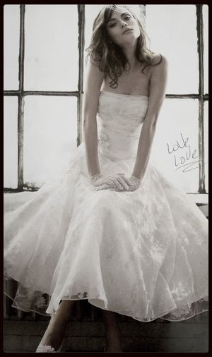 My Love Dress Wedding Beautiful