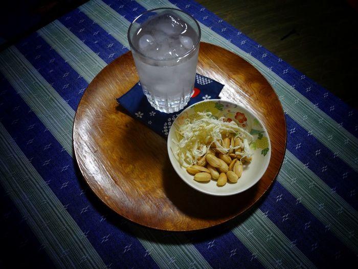 Distilled Spirits Food And Drink Plate Shochu