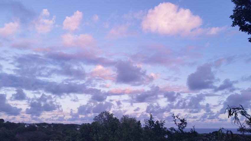 Twilight Sky Clouds And Sky Cloud Formations Landscape And Sea No Edits No Filters @ Constitution Hill