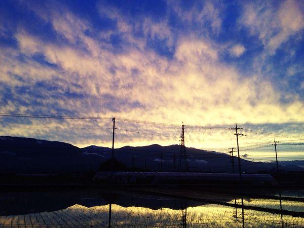 夕日 Sky Hello World Relaxing