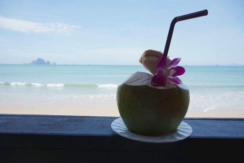 Coconut Sea View TakeoverContrast Krabi Island