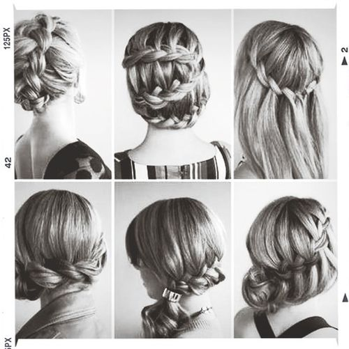 Hairstyles Hair Arrenge Chic
