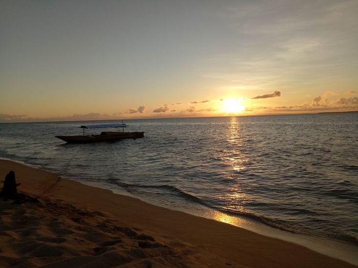 peaceful sunset.. First Eyeem Photo