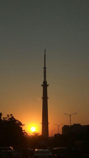 My Year My View Door Darshan Sunrise Ahmedabad India