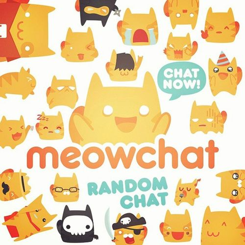 Let's chat on Meow: gracielarocha716. Get the App here: @MeowApp or http://meowch.at/app Meowchat